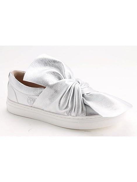 FLORENS - Mocasines de Piel para niña * plateado Size: 34: MainApps: Amazon.es: Zapatos y complementos