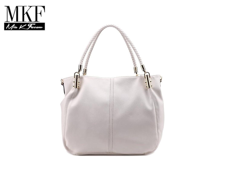MKF Collection Jess Woven Shoulder Bag