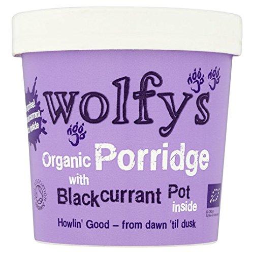 Wolfy's Biologische Zwarte bes Pap Pot 90g