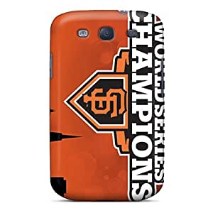 GAwilliam Galaxy S3 Well-designed Hard Case Cover San Francisco Giants Protector