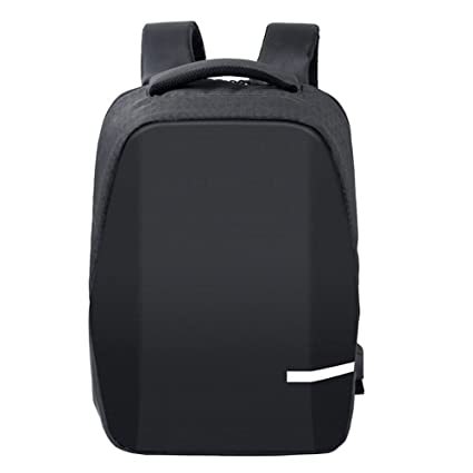 163493441b9e Amazon.com: FWJ Laptop Backpack Men, Business Travel Anti-Theft ...
