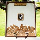 Amazon.com - Unity Sand Ceremony Shadow Box Frame, Cherry