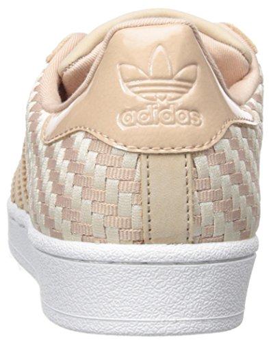 ftwwht Ref Adidas Duspea Originals linen Superstar Basket S75129 xqZt7w00d