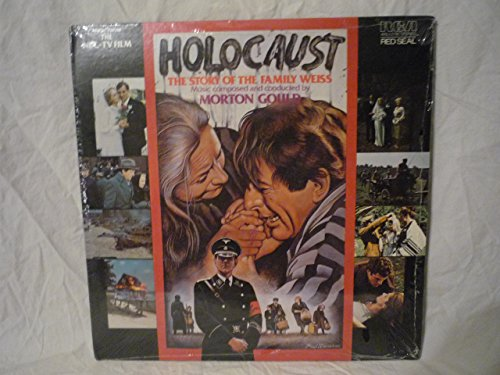 Morton Gould ‎- Holocaust The Story Of The Family Weiss Soundtrack Music From The NBC TV Film - ARL 1-2785 1978 - Music - Vinyl Record LP Album - Original US Pressing SS NM