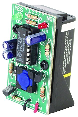 Electronic Decision Maker MiniKit - MK135 by Velleman. A perfect entry level soldering project.