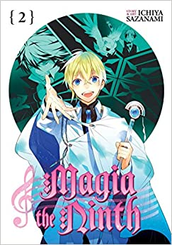 Book Magia the Ninth Vol. 2