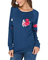 55617b975 Nlife Women Hollow Round Neck Knit Sweater Long Sleeve Lace ...