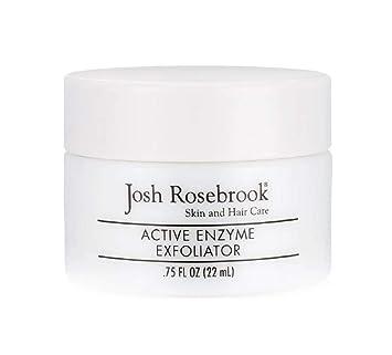 Amazon.com: Josh Rosebrook Exfoliador de enzimas activas ...
