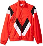 Image of PUMA Men's Heritage Jacket, Flame Scarlet, S