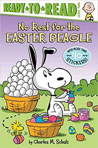 No Rest for the Easter Beagle (Peanuts)