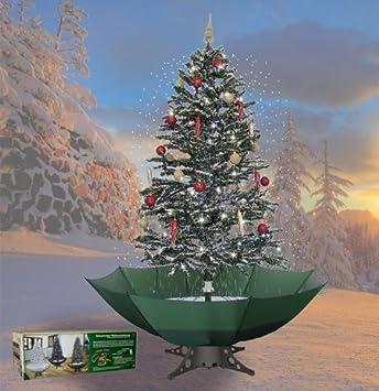 Schneiender Weihnachtsbaum.Schneiender Weihnachtsbaum Selbstschneiender Christbaum Grün 200 Cm