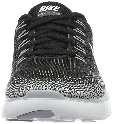prix compétitif 43392 40617 Nike Womens Free Rn Distance Running Shoe (11.5 B(M) US, Black/White/Dark  Grey/Wlf Grey)