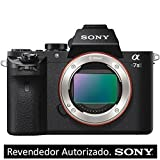 Sony Cámara Alpha α7M2 Full-Frame 35mm y 24 MP con enfoque automático y sensor CMOS Exmor R™