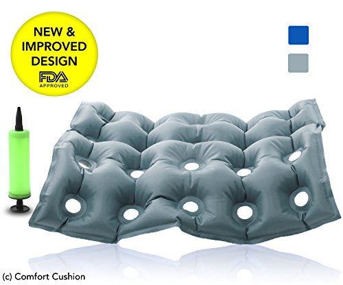 Premium Air Inflatable Seat Cushion 17