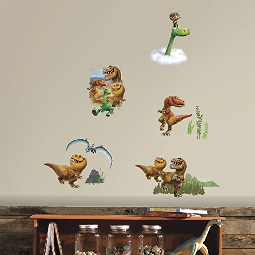 - RoomMates The Good Dinosaur Peel And Stick Wall Decals