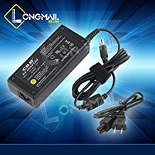 AC Adapter/Battery Charger for Gateway EC1430u KAV60 LT10 LT1004u LT1005 LT1005u LT20 LT2005u LT2016u LT2021u LT2022u LT2023u LT2030u LT2032u LT27 LT30 LT31 LT3103u LT3114 LT3114u N214 NAV50 ZA8 ZH7