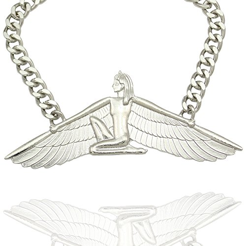 Egyptian Goddess Chunky Chain Necklace product image