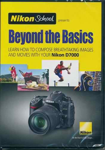 Price comparison product image Nikon School Presents Beyond the Basics