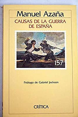 Causas de Guerra de España (Serie general): Amazon.es: Manuel Azaña: Libros
