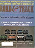 img - for Road & Track Magazine, August 1975 (Vol 26, No 12) book / textbook / text book