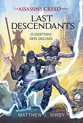 Assassin's Creed - Last descendants: O destino dos deuses (Vol. 3)