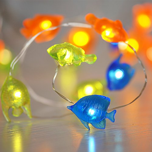 Tropical Outdoor Hanging Lights - 8