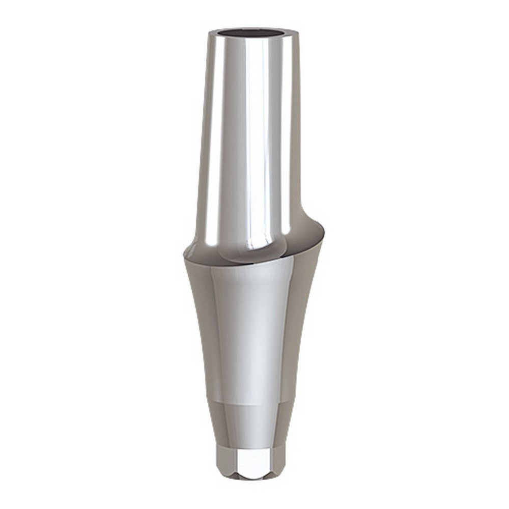 Paltop 40-72045 Conical 5 mm Straight Anatomic Abutment Ti, Concave, 4.5 mm Diameter