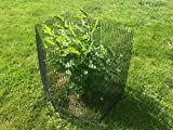 3 Large Fold-Away Bush Plant Protectors Supports