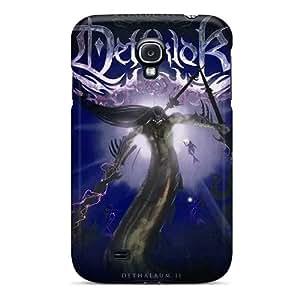 Shock Absorbent Cell-phone Hard Cover For Samsung Galaxy S4 (yYx7404hMDC) Custom HD Dethklok Series