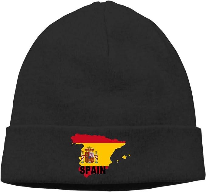 AOHOT Classic Hombre Mujer Gorras de béisbol, Men Women Spain Flag ...