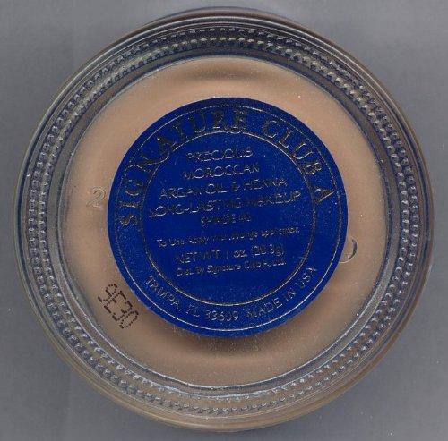 Precious Moroccan Argan Oil and Henna Long Lasting Makeup Foundation -- Shade #2 -  Signature Club A -- HSN