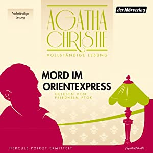 Mord im Orientexpress Audiobook