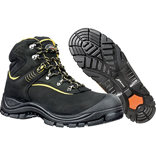di nero S3 Albatros Zapatos Nero Adulto sicurezza sicurezza De 263 di 263 Scarpe Albatros Unisex Seguridad giallo Stivali Eu 44 Xx4RO4w