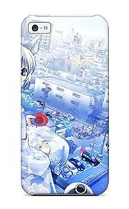 XiFu*MeiNew Animal Ears Blue Bow Car City Drink Japanese Kimono Original Sake Scenic Venusgenetrix White Tpu Case Cover, Anti-scratch XxksPYm9401ZErdu Phone Case For iphone 4/4sXiFu*Mei