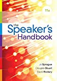 img - for Bundle: The Speaker's Handbook, 11th + MindTap Speech, 1 term (6 months) Printed Access Card book / textbook / text book