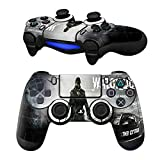 Mod Freakz Pair of Vinyl Controller Skins - Dog Watch Crew Assassin for Playstation 4