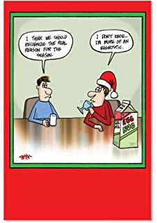 Amazon cafepress darwin atheist christmas cards color b1901 box set of 12 box of eggnostic christmas funny christmas greeting cards with envelopes m4hsunfo