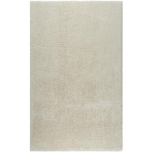 Home Dynamix and Nicole Miller | Heavenly Collection | Polyester Shag Rug in Ivory| Comfortable, Soft, Cozy | Contemporary Style, 5' x 7' by Home Dynamix