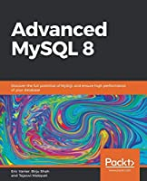 Advanced MySQL 8 Front Cover
