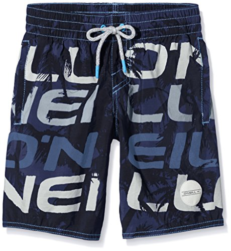 O'Neill Jungen Badeshorts Stack, blue aop w/ blue, 176, 603272-5950