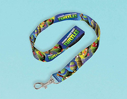 TMNT Lanyard, Party Favor -