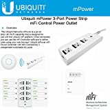 Ubiquiti mPower mFi 3-port Power Wifi (US)