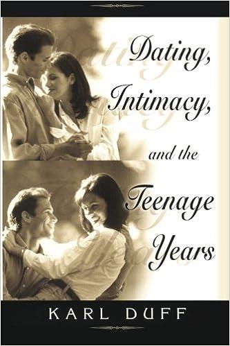 CORNELIA: Dating intimacy