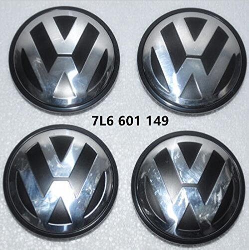 SXhhqhsm brand new 76MM Wheel Center Hub Cap For Apply to 04-10 Volkswagen Touareg 16