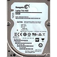 Seagate ST500LM021 SSD Hybrid P/N: 1KJ152-500 F/W: 0001SDM1 500GB WU