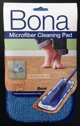 Bona Microfiber Cleaning Pad, 5 Pack