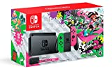 Nintendo Switch Hardware with Splatoon 2 + Neon Green/Neon Pink Joy-Cons (Nintendo Switch)