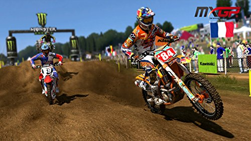 MXGP 14: The Official Motocross Videogame by Bandai (Image #21)