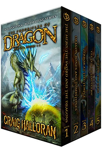 (The Chronicles of Dragon: Special Edition (Series #1, Books 1 through 5))