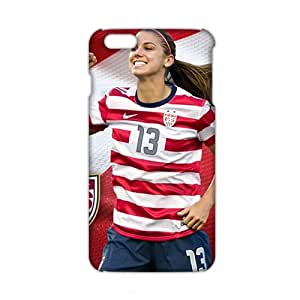HNMD alex morgan soccer 3D Phone Case for Iphone 6 Plus